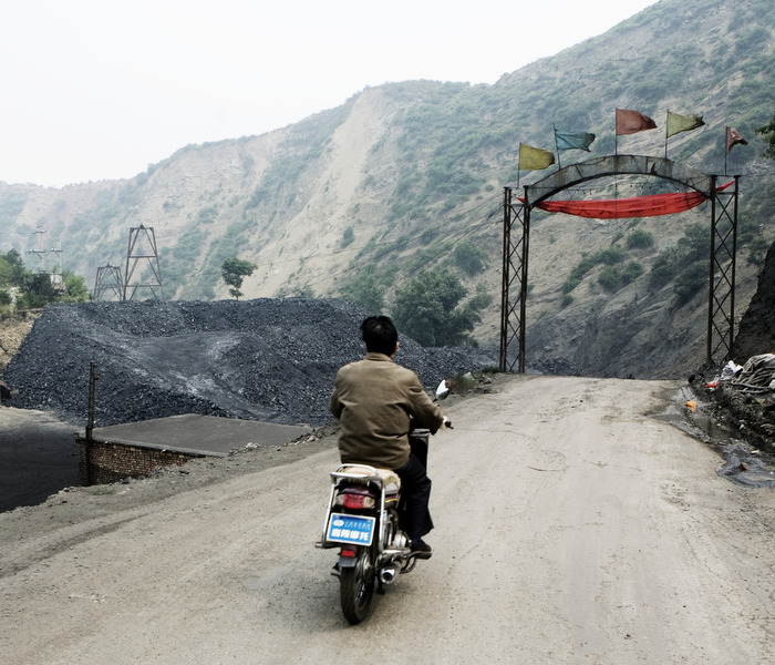 Coal mining has become the most deadly job in China. The death rate for every 100 tons of coal is 100 times of that of the US.